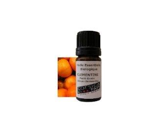 Huile essentielle BIO de Clementine petit grain 5 mL