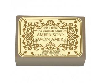 Savon parfumé à l'AMBRE 100g