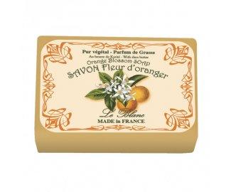 Savon parfumé à la FLEUR D'ORANGER 100g