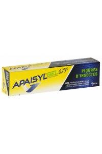 APAISYLGEL 0.75% (tube de 30g)