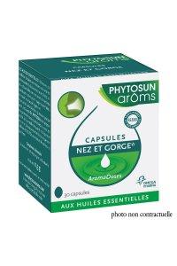 Aromadoses NEZ GORGE - 30 CAPSULES