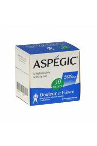 ASPEGIC 500mg (30 sachet-doses)