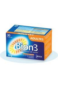 BION 3 ADULTES (30 comprimés)