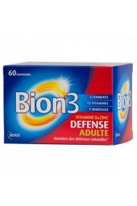 BION 3 ADULTES (60 comprimés)