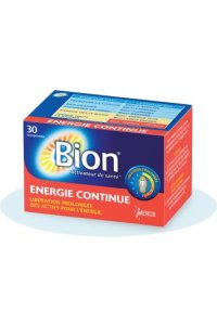 BION ENERGIE CONTINUE (30 comprimés)