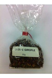 CLOUS DE GIROFLE 50g