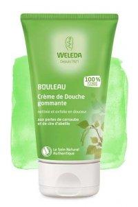 Crème douche gommante au Bouleau 150ml