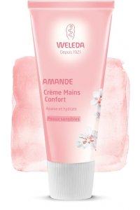 Crème mains confort à l'Amande tube 50ml
