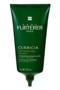 Curbicia - Shampooing-masque pureté à l'argile absorbante - 100ml