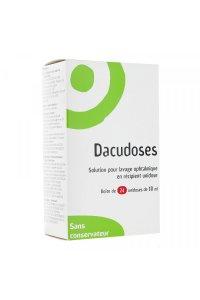 Dacudose (24 dosettes)