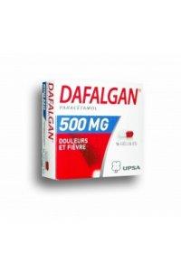 DAFALGAN 500mg (16 gélules)