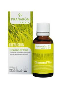 Diffusion Citronnel' Plus 30ml