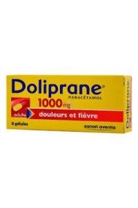 DOLIPRANE 1G (8 gélules)