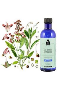 Eau florale de Sauge officinale BIO 200ml