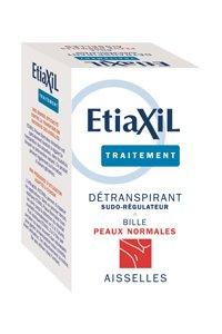 ETIAXIL détranspirant aisselles peaux normales bille 15 mL