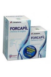 FORCAPIL 180 gélules + 60 gélules offertes