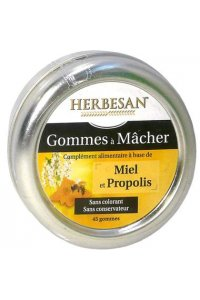 GOMMES A LA PROPOLIS - 45 gommes