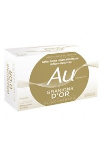 GRANIONS d'OR 30 ampoules buvales