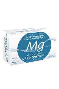 GRANIONS de Magnesium 30 ampoules buvables