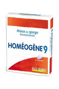 HOMEOGENE N°9 ( 60 comprimés)