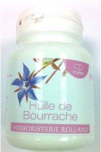 HUILE DE BOURRACHE 90 capsules