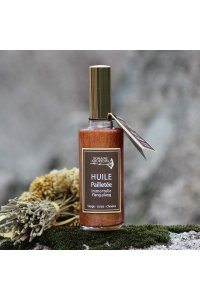 Huile pailletée Immortelle/Ylang-ylang