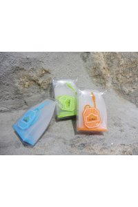 INFUSEUR SILICONE sachet thé