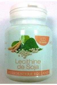 LECITHINE DE SOJA - 90 capsules