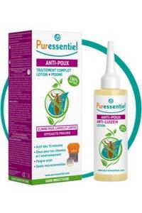 Lotion anti-poux 100mL + peigne