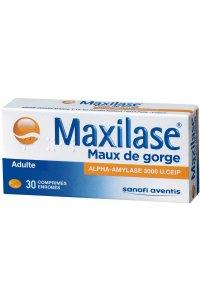 MAXILASE 3000 U.CEIP (30 comprimés)