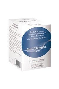 MELATONINE 1mg 60 gélules