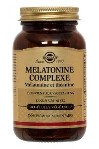Mélatonine complexe 30 gélules