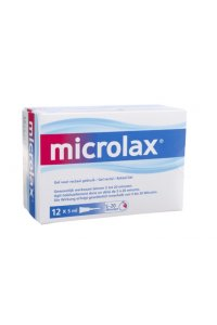 MICROLAX Adulte solution rectale (12 unidoses)