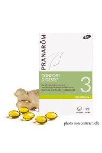 OLEOCAPS 3 Bio - Confort digestif