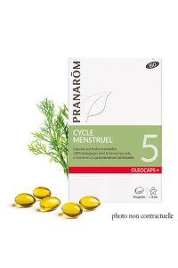 OLEOCAPS 5 - Confort gynécologique 30 capsules