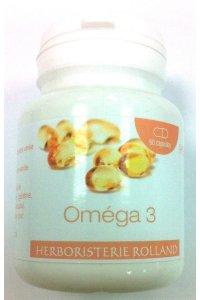 OMEGA-3 - 90 capsules