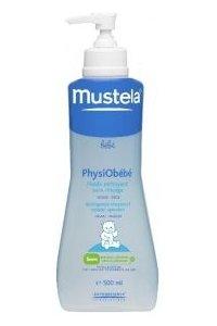 physiobébé fluide nettoyant sans rinçage-500ml