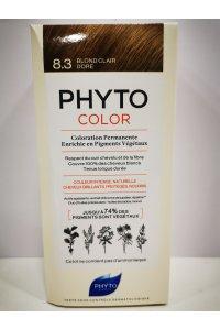Phytocolor - Couleur Soin 4D Châtain clair doré - 1 kit