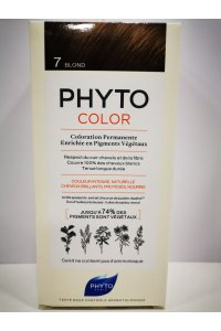 Phytocolor - Couleur Soin 5 chatain clair - 1 kit
