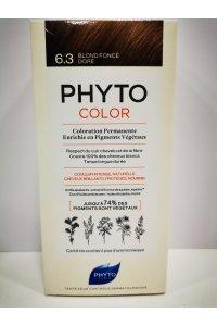 Phytocolor - Couleur Soin 6C Blond Fonce Cuivre - 1 kit