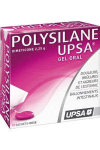 POLYSILANE gel oral (12 sachets)