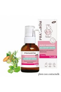 PranaBB Spray massage - Confort digestif 15ml