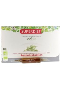 PRELE 20 ampoules de 15ml SUPERDIET