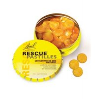 RESCUE Pastilles gout orange