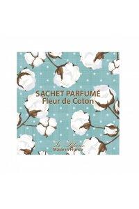 Sachet parfumé Coton blanc 8g