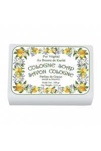Savon parfumé  COLOGNE 100g