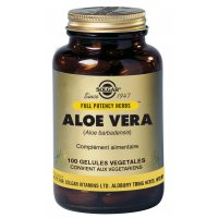 SOLGAR Aloe Vera 100 gélules