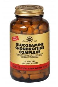 SOLGAR Glucosamine chondroitine complexe 60 capsules