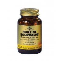 SOLGAR Huile de Bourrache 30 capsules
