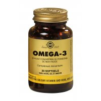 SOLGAR Oméga 3 30 capsules